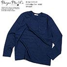 BURGUS PLUS L/S Tシャツ
