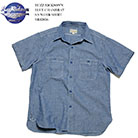 BUZZ RICKSON'S S/S WORK SHIRT