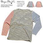 BURGUS PLUS L/S バスクシャツ