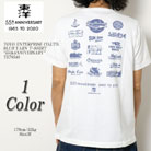 TOYO ENTERPRISE CO.LTD. SLUB YARN T-SHIRT