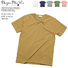 BURGUS PLUS S/S V Neck Tee