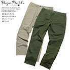 BURGUS PLUS Color Chino Trouers