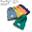 BURGUS PLUS Cotton Knit Hat