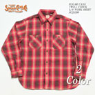 SUGAR CANE TWILL CHECK