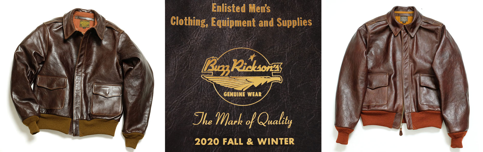 Buzz RIckson's 2020Fall & Winter