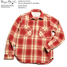 BURGUS PLUS Heavy Flannel Work Shirt