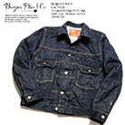 BURGUS PLUS 2nd Type Denim Jacket