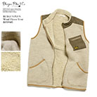 BURGUS PLUS Wool Fleece Vest